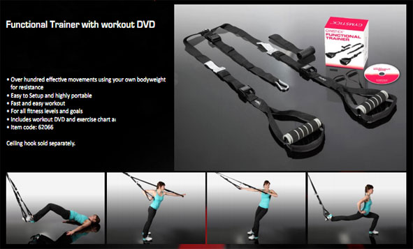 Functional Trainer Gymstick