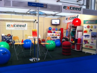 Exceed-athletic at SportShow 2010
